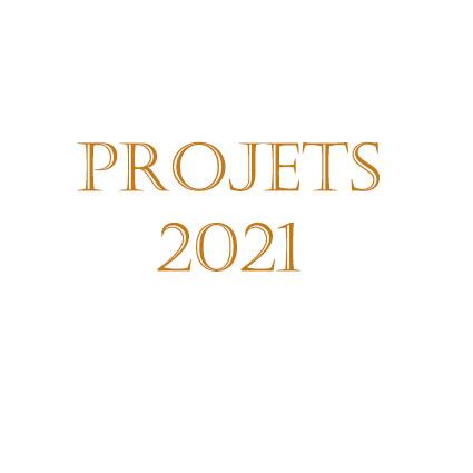 Projets 2021