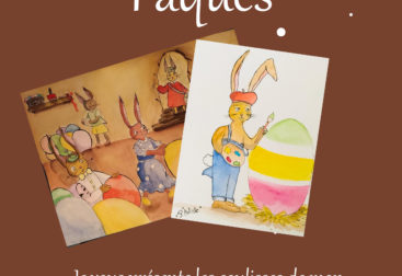 "Template de l'article ""créations de Pâques"""